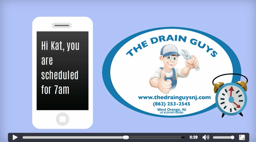 The Drain Guys Commercial Screenshot