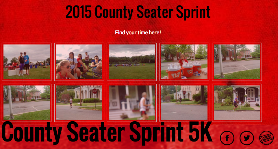 County Seater Sprint Images Gallery