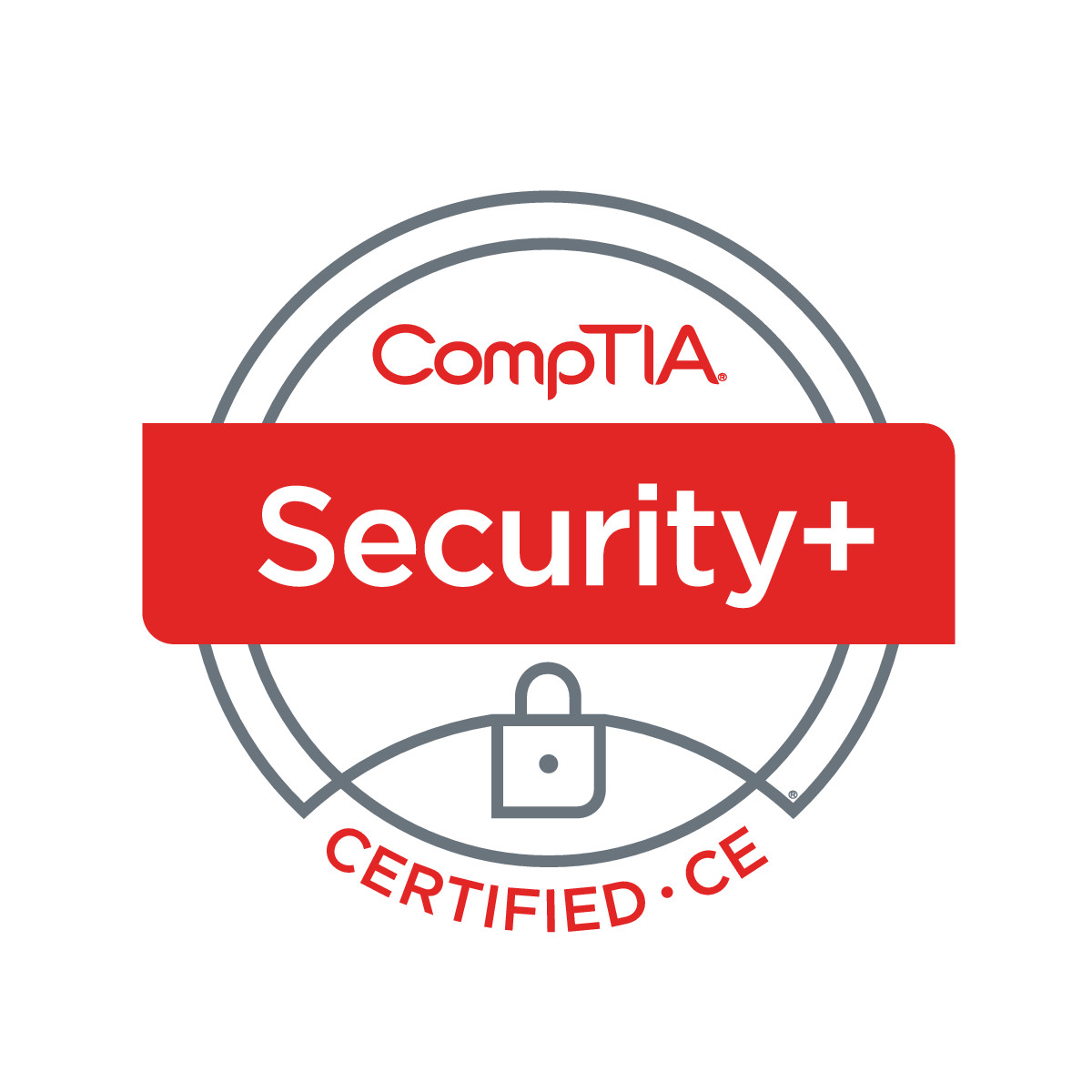 Caskey Coding - CompTIA Security+ Certified